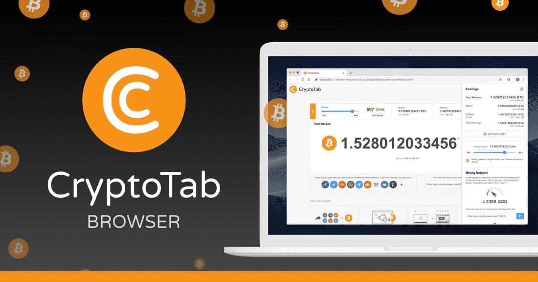 CryptoTab Browser ile İnternetten Para Kazanmak – 2021